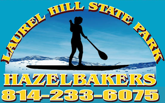 Hazelbakers Laurel Hill logo